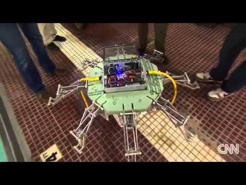 Cyro Robot Medusa