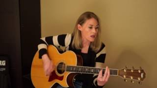 """Mary Hoffman """"Fancy"""" Acoustic Cover"""