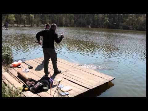 ловля на макору видео