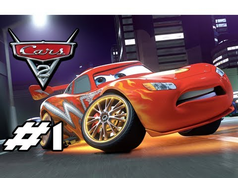 Cars 2 The Video Game Part 1 Fresh Beginning HD Gameplay Walkthrough