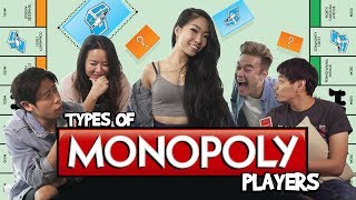 Types of Monopoly Players