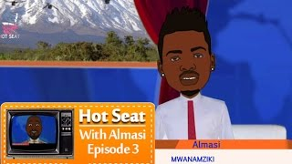 Hot Seat With Almasi - Episode 3