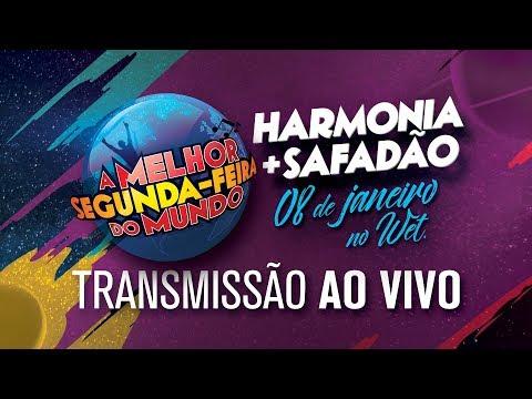 AMSM 18 - Harmonia do Samba + Wesley Safadão   Transmissão Ao Vivo   08/01/2018