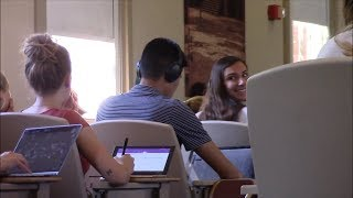 EMBARRASSING Songs in LECTURES Prank!! (AUBURN UNIVERSITY)