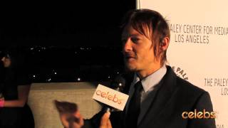 Norman Reedus Squashes