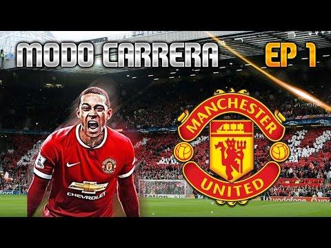 FIFA 16 Modo Carrera ''Manager'' Manchester United - ¡Fichajes GALÁCTICOS! EP 1