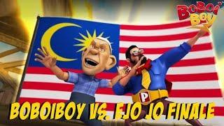 BoBoiBoy (English) S3E2 - BoBoiBoy vs. Ejo Jo Finale