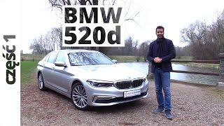 BMW 520d 2.0 Diesel 190 KM, 2017 - test AutoCentrum.pl #326
