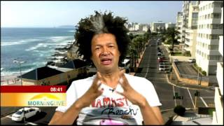 Hashtag Lottering!, the newest hit show by Marc Lottering