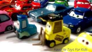 Disney Pixar Cars Collection Biggest One !!!