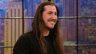 This Guy Looked OK With Long Hair, but After Chopping Off His Man Bun, He's Smokin'
