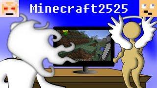 If God Played Minecraft