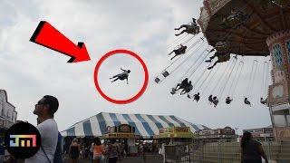 10 najgorszych wypadków w parkach rozrywki