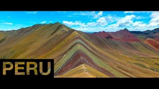 PERU - LIFE OF THE INCA - Machu Picchu, Rainbow Mountains & more (4K drone footage)