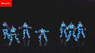 Dança Eletronica Especial Luzes Efeitos  Incrivel