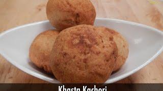 Khasta Kachori | Sanjeev Kapoor Khazana