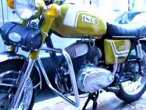 ISLO 72 1972 175cc i75DL MOTOS