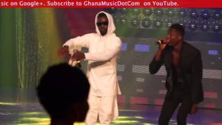 Sarkodie - Performance @ Vodafone Ghana Music Awards 2014 | GhanaMusic.com Video