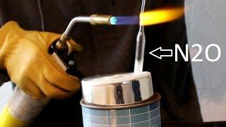 Sealing Gasses in Tubes