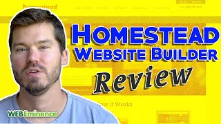 Homestead Website Builder Review - Has It Changed in 6 years?