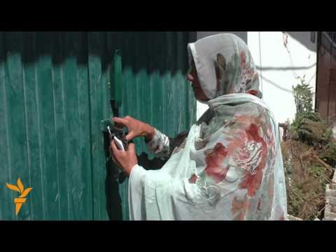 Pakistan s First Female Truck Driver