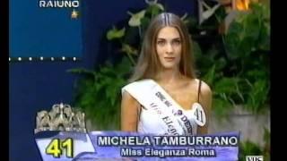 Miss Italia 1995 - Presentazione delle 77 finaliste