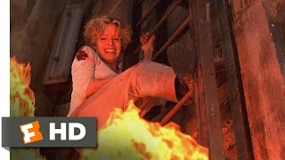 Hollow Man (2000) - Escaping the Exploding Lab Scene (9/10) | Movieclips