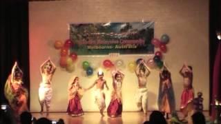 Malvern Malayalee Community Easter/Vishu 2012 - Mizhiyazhaku Nirayum Radha