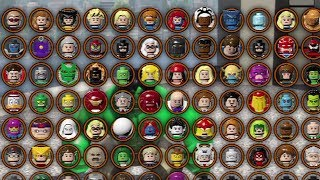 LEGO Marvel Superheroes ALL CHARACTERS UNLOCKED