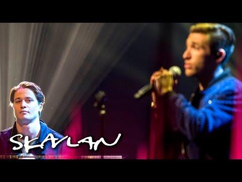 Kygo and Justin Jesso perform «Stargazing»   Skavlan
