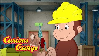 Curious George 🐵 George's Toy 🐵Compilation🐵 HD 🐵 Videos For Kids