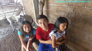 Conociendo un poco la vida de Jenny, Nallely y Kukita. Jocotes Machacados. Parte 3/6
