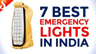 7 Best Emergency Lights for Home in India with Price