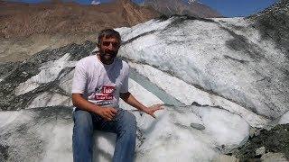 Visit To Hoper Glacier Located In Hoper Valley || The Fastest Moving Glacier Of The World || VLOG