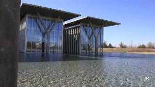 Modern Art Museum of Fort Worth designed by Tadao Ando