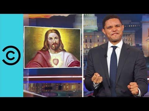 If Jesus Spoke Like Trump The Daily Show