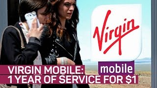 Virgin Mobile's Crazy $1-a-year iPhone Plan Comes With A Vacation