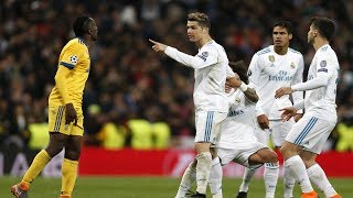 Cristiano Ronaldo Fighting For His Teammates ● Defending & Supporting Them |HD|