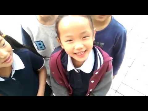 Chinese kids wonderfully sing Kikuyu folk song