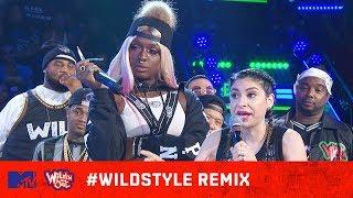 Justina Valentine & Teresa Topnotch vs. Julia Young & Kandi 🙌🔥| Wild