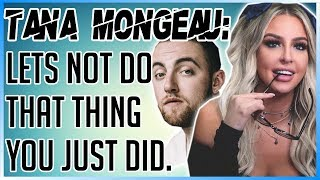TANA MONGEAU SAYS SHE WAS DATING MAC MILLER?! (Receipts Say She's Full Of It)