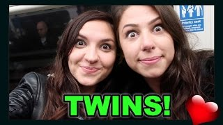 LESBIAN IDENTICAL TWIN SISTERS!
