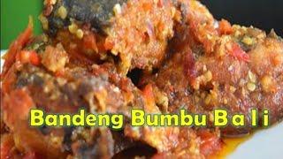 Pasti Gurih, Resep Bandeng Bumbu Bali