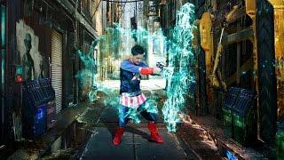 DJ Sanny J Ft. Yo Minus - Heroes - Official Video