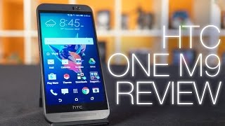 HTC One M9 Review: Almost the Best, Again