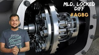 MLD and Locked Differential | जानिये | #AGBG