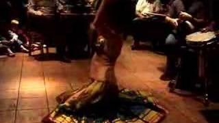 Belly Dance Floor Cory Zamora