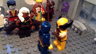 Lego Xmen: Savage Land Part 1