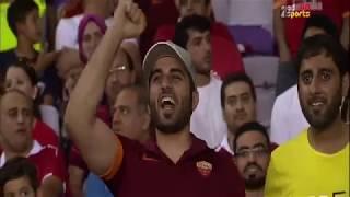 اهداف مباراة الاهلى وروما 4 3 20 5 2016 تعليق عصام عبده
