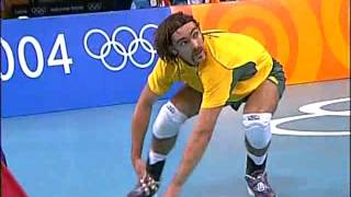 Volleyball Men Final   Athens 2004   Brazil - Italy